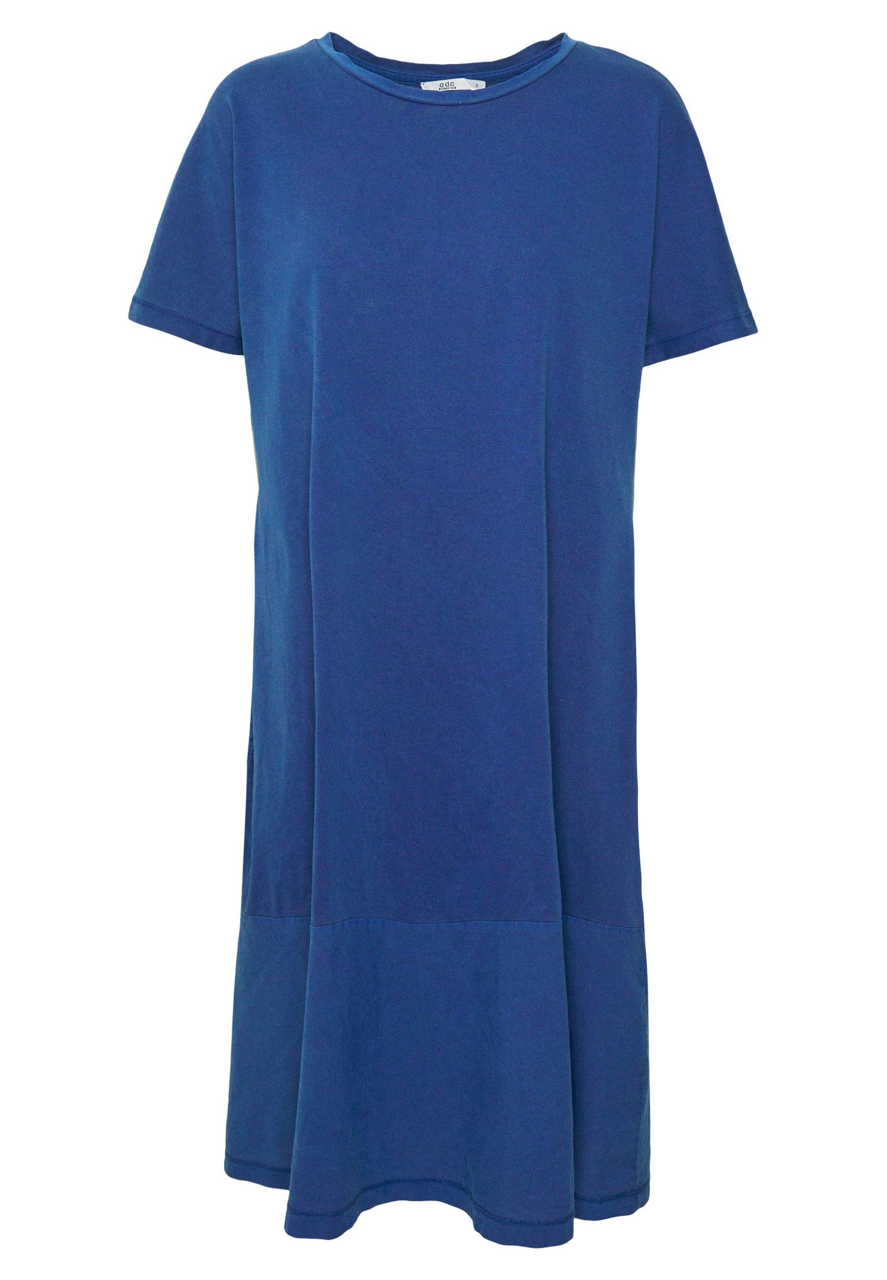 edc by Esprit FAB MIX DRESS - Sukienka z dżerseju - ink