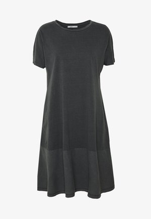 FAB MIX DRESS - Robe en jersey - black