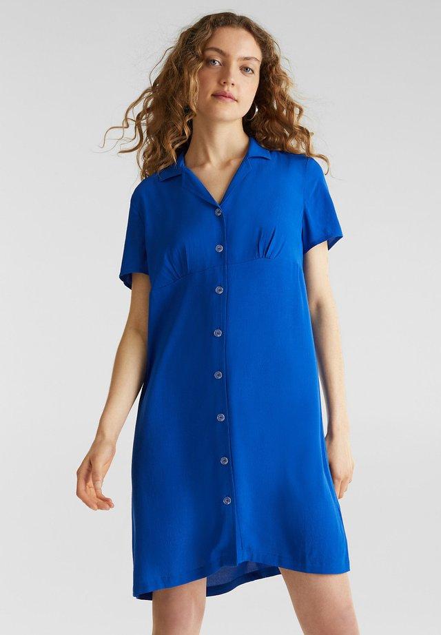 Blousejurk - bright blue