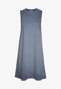 edc by Esprit - Sukienka z dżerseju - navy - 0