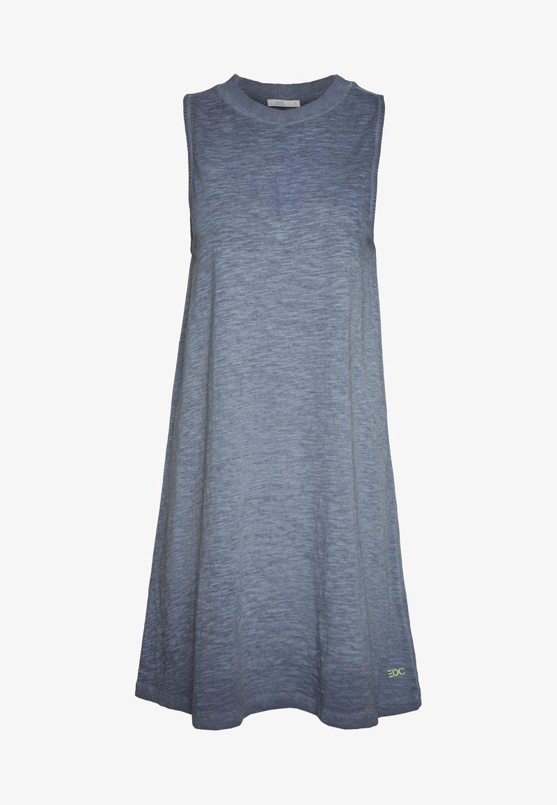 edc by Esprit - Sukienka z dżerseju - navy
