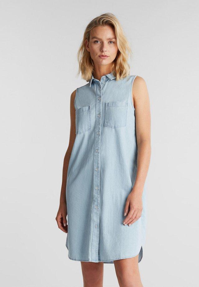 Vestido camisero - light blue