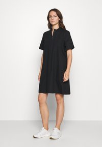 edc by Esprit - BEST - Denní šaty - black - 0