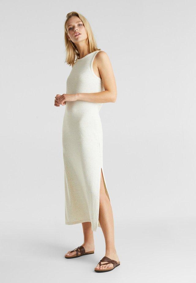 Vestido largo - off white
