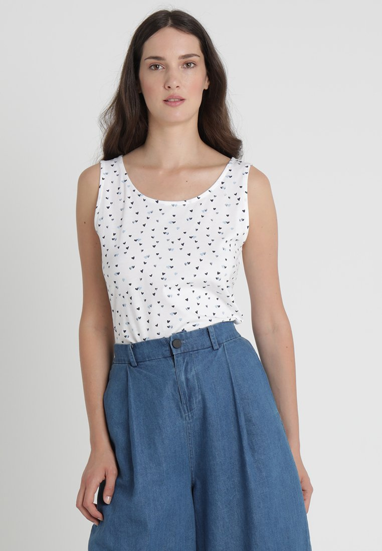 edc by Esprit - REPEAT - Top - white