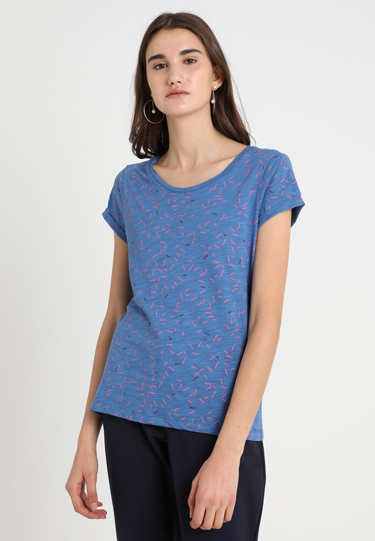 edc by Esprit - T-shirt print - blue