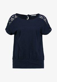 edc by Esprit - TEE - T-shirt imprimé - navy - 3