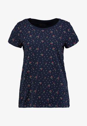 FRUITS BEES - Print T-shirt - navy