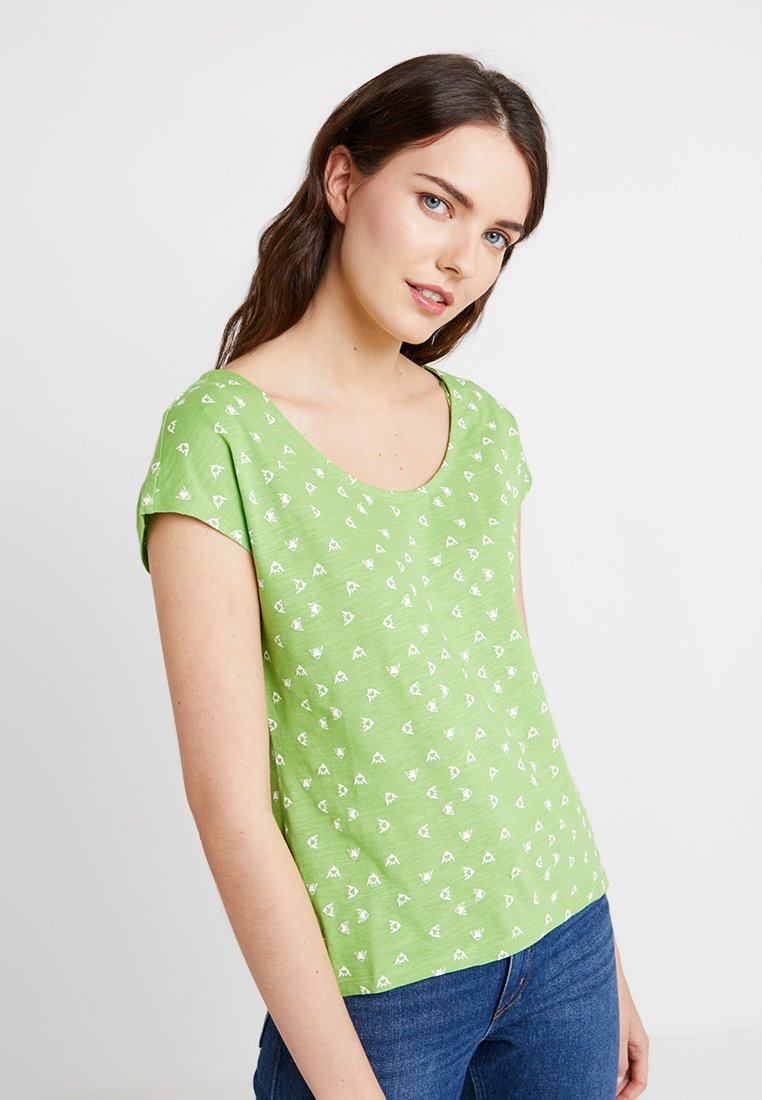 edc by Esprit - T-shirt med print - green