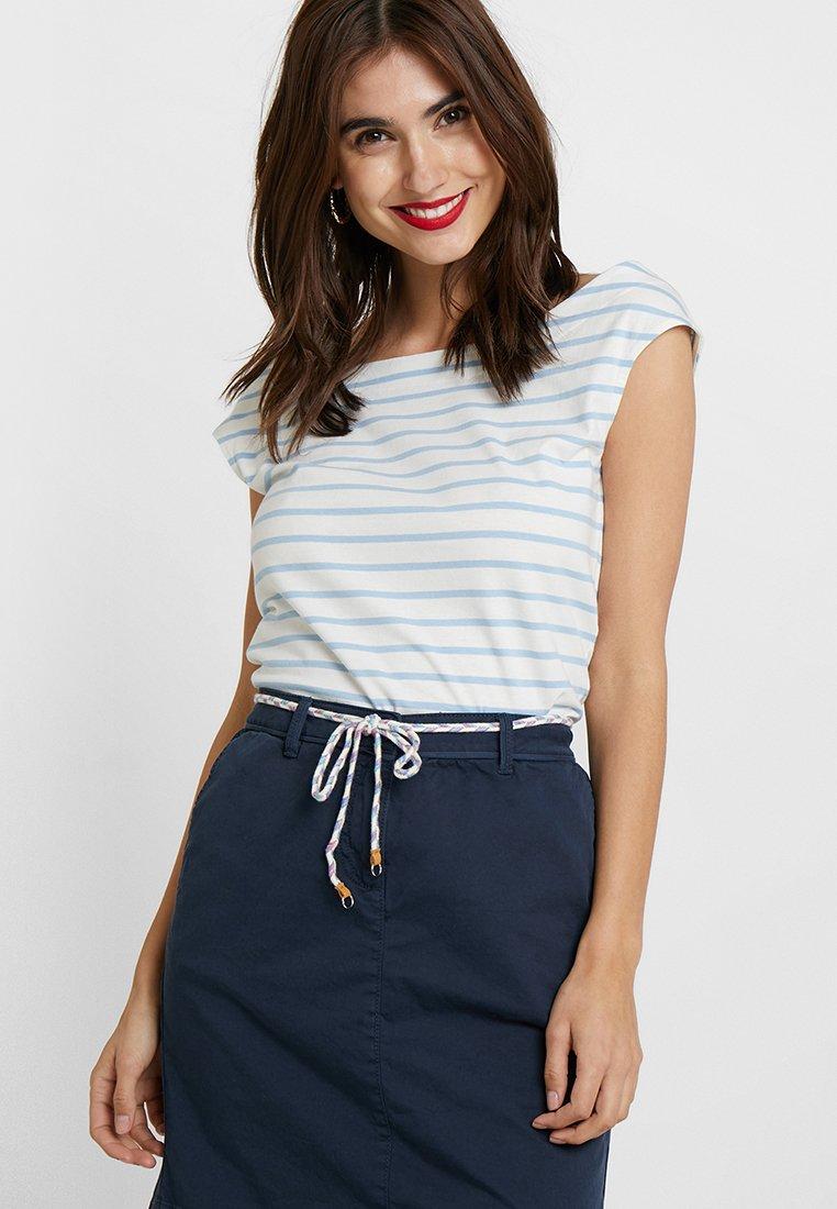 edc by Esprit - T-Shirt print - pastel blue