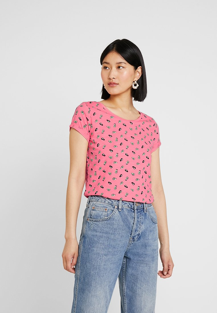 edc by Esprit - T-Shirt print - pink