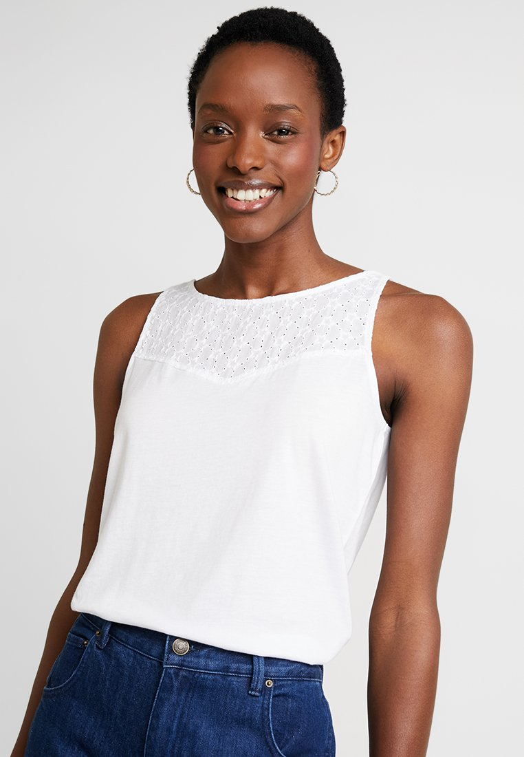 edc by Esprit - SWISS - Top - white