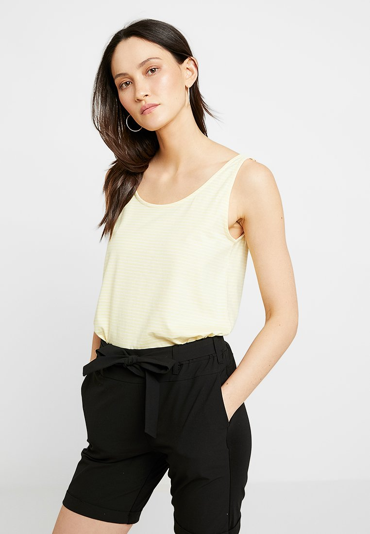 edc by Esprit - Top - light yellow