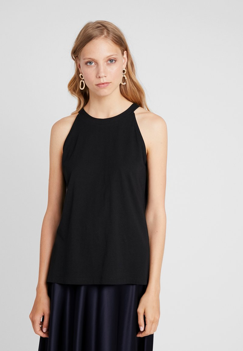 edc by Esprit - BOW BACK - Top - black