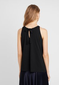 edc by Esprit - BOW BACK - Topper - black - 4