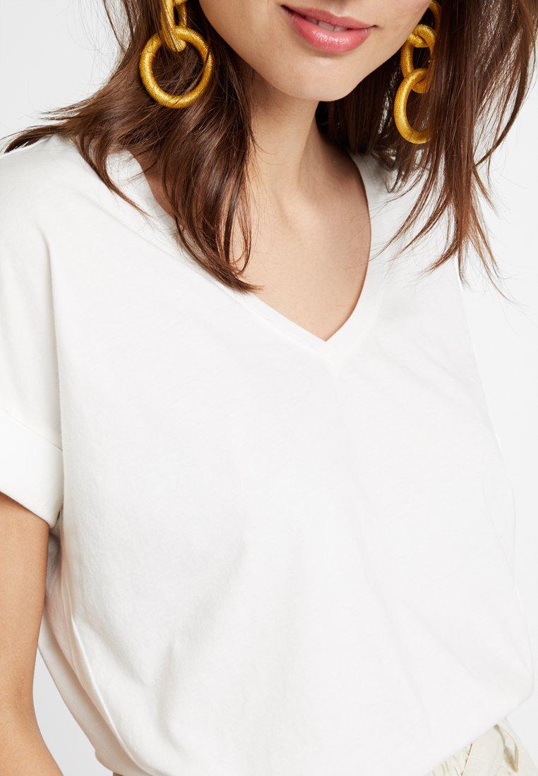 edc by Esprit T-shirt basic - off white