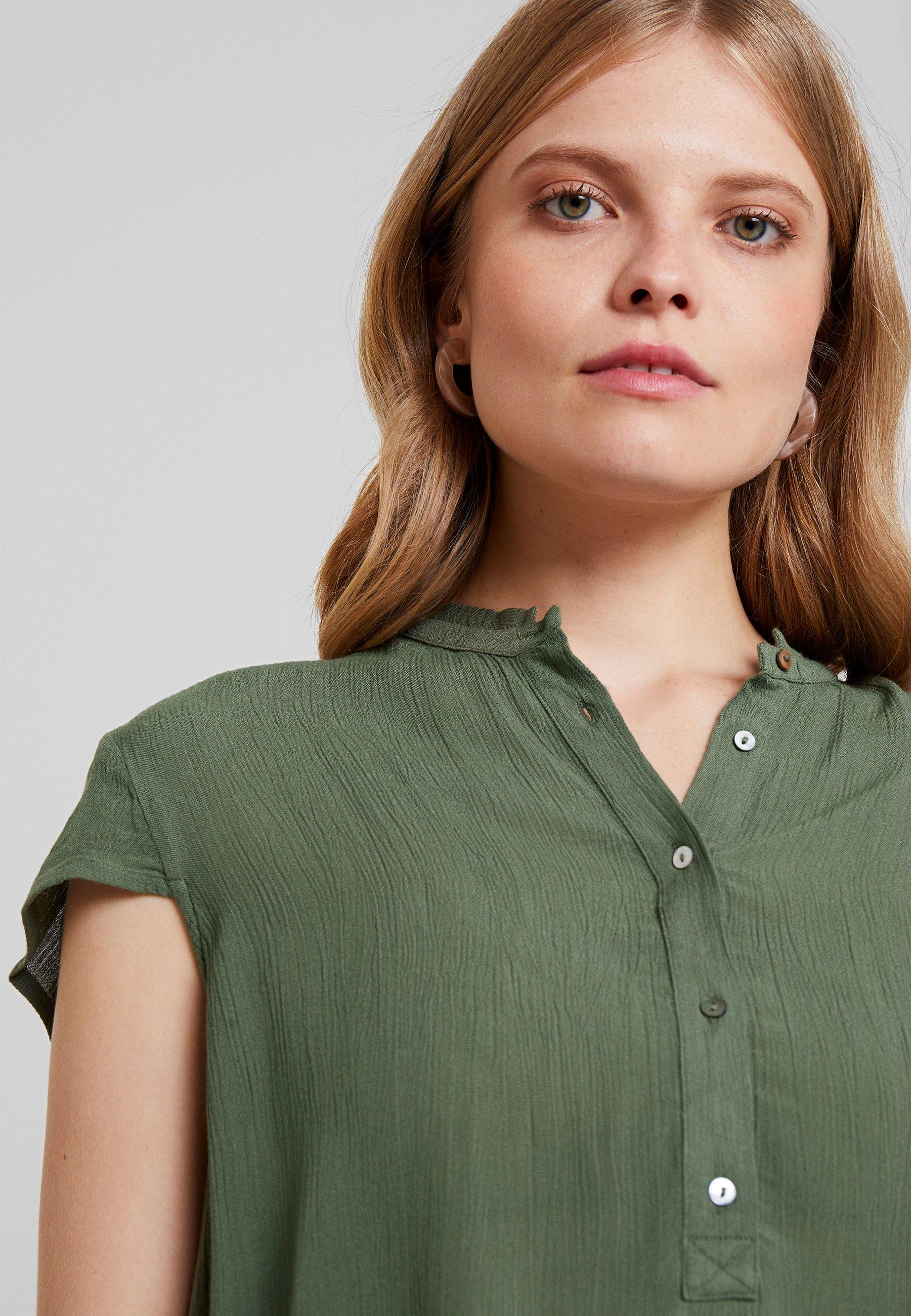 edc by Esprit Bluser - khaki green