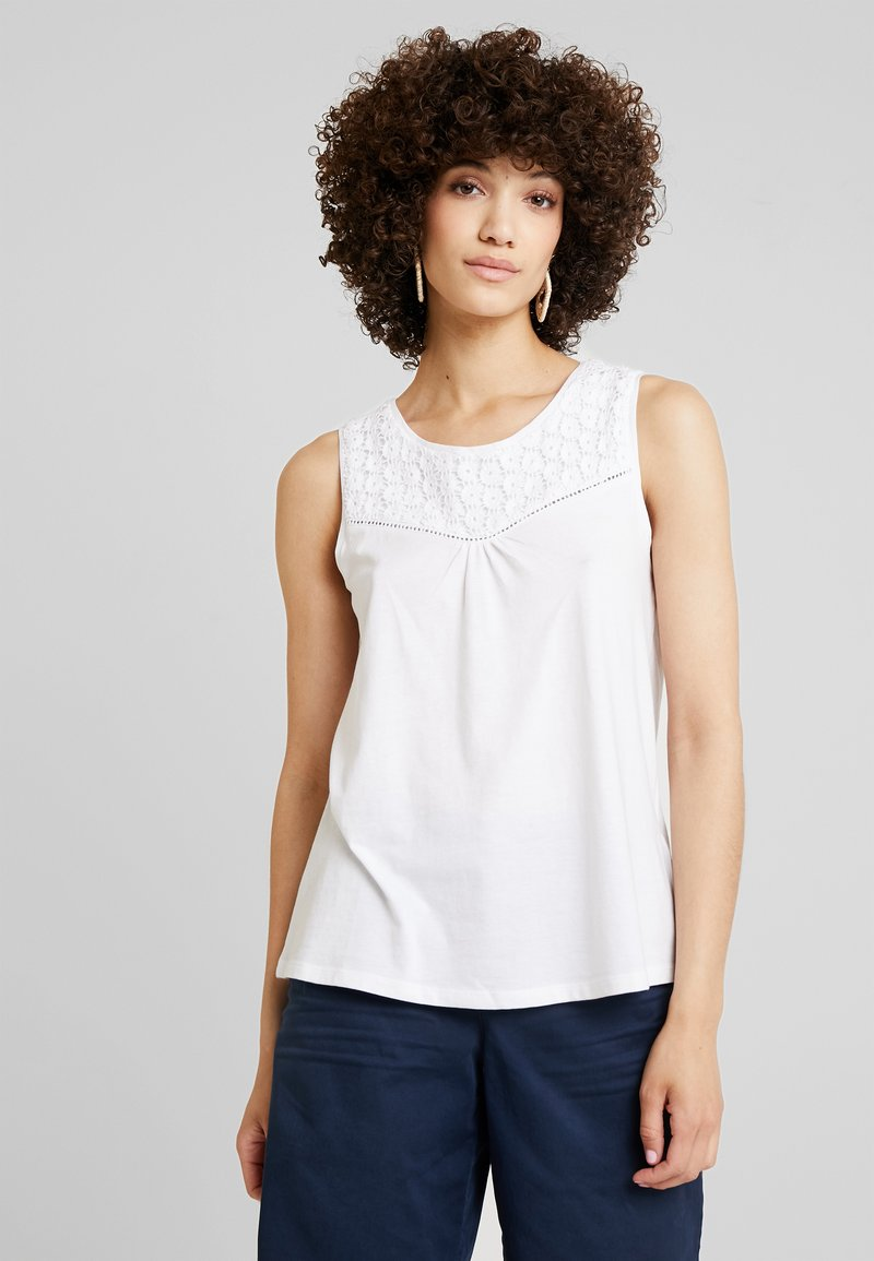 edc by Esprit - CRECHT - Top - white
