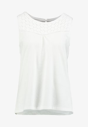 CRECHT - Top - white