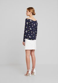 edc by Esprit - CORE ADDITIONAL - Long sleeved top - navy - 2