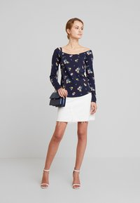 edc by Esprit - CORE ADDITIONAL - Long sleeved top - navy - 1