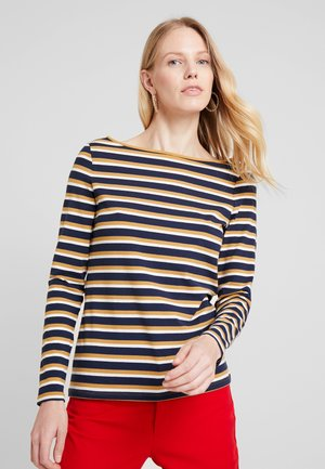 MULTISTRIPES - Topper langermet - amber yellow