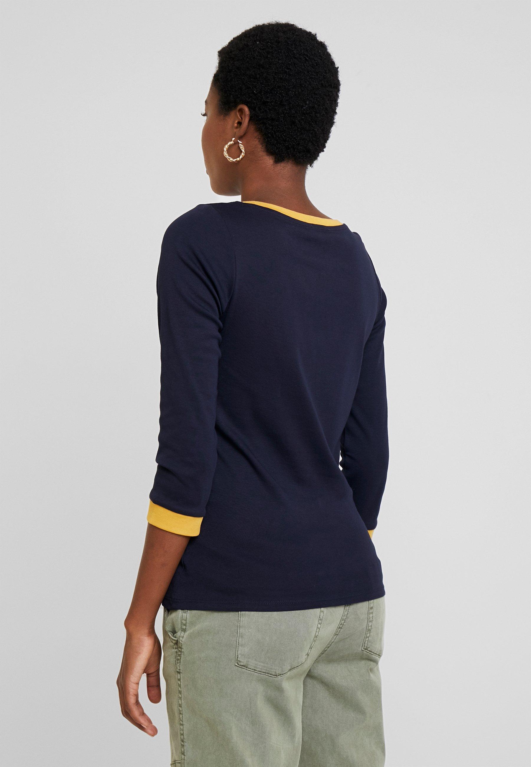 by à manches navy Esprit CORET longues edc shirt lcT1JFK