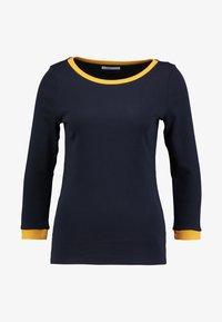 edc by Esprit - CORE - Maglietta a manica lunga - navy - 4