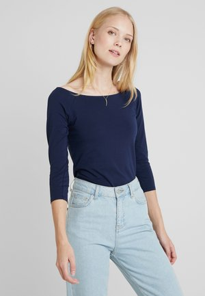 CORE FLOW - Topper langermet - navy