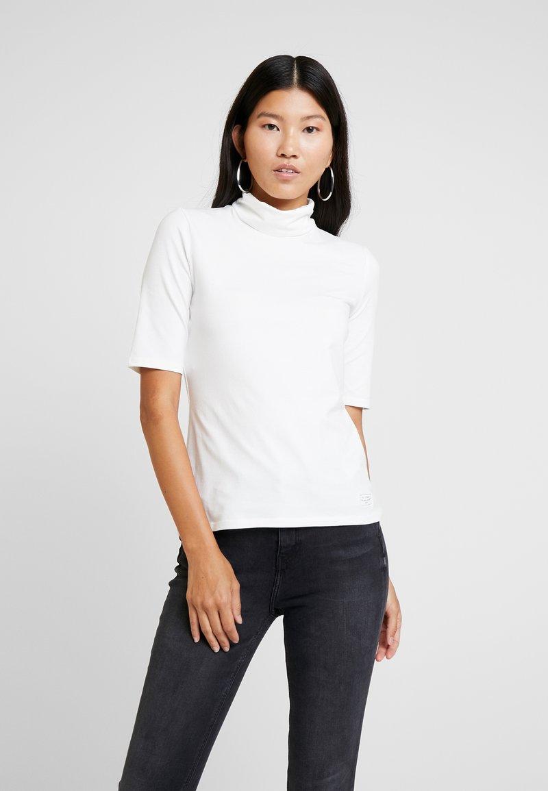 edc by Esprit - CORE FLOW - Print T-shirt - off white