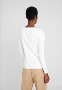 edc by Esprit - CORE FLOW - Long sleeved top - off white - 2
