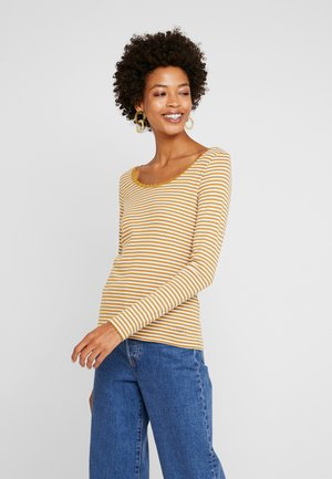 CORE FLOW - Long sleeved top - amber yellow