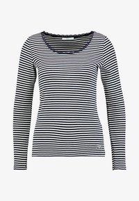 edc by Esprit - CORE FLOW - T-shirt à manches longues - navy - 4
