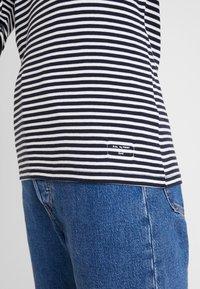edc by Esprit - CORE FLOW - T-shirt à manches longues - navy - 5