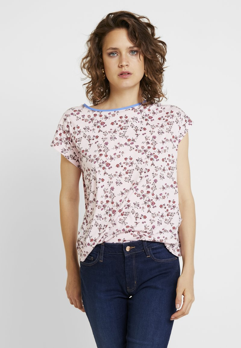 edc by Esprit - T-Shirt print - old pink