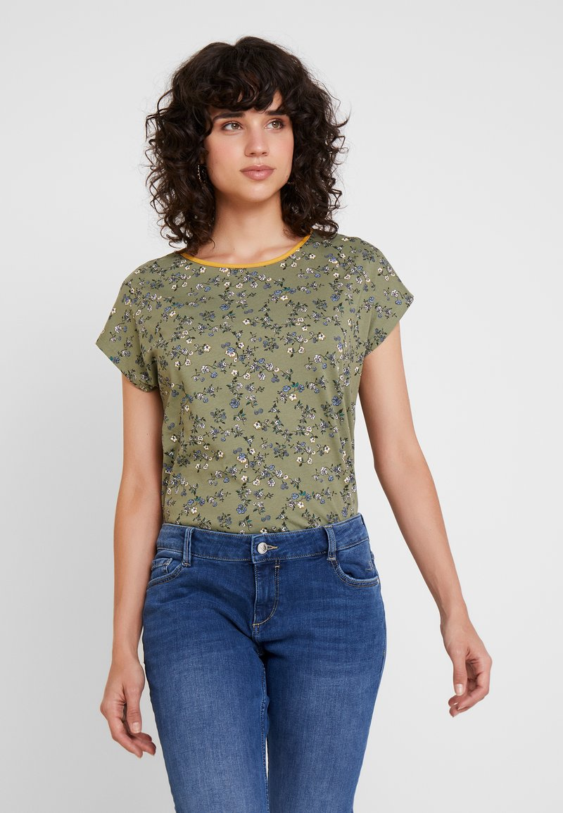 edc by Esprit - T-Shirt print - khaki green
