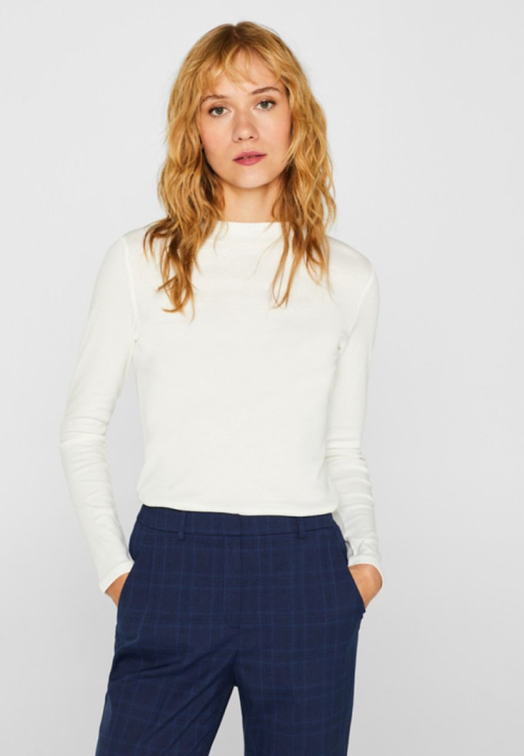 edc by Esprit - Langarmshirt - off white