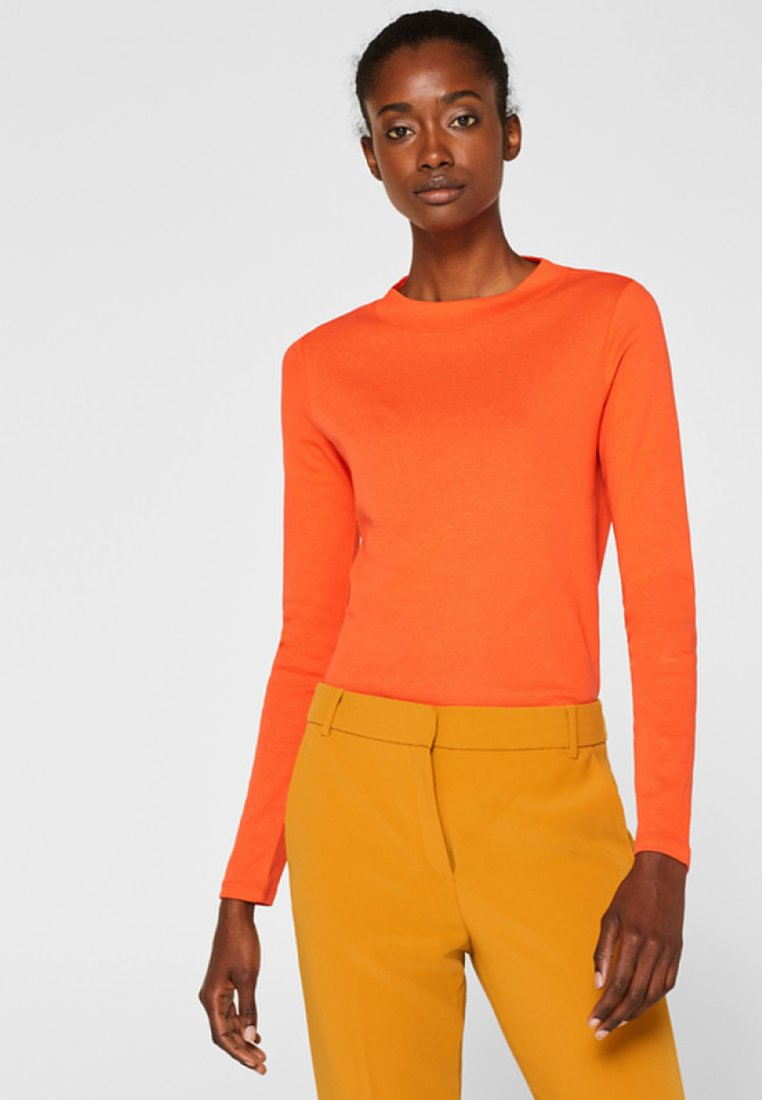 edc by Esprit - Long sleeved top - bright orange