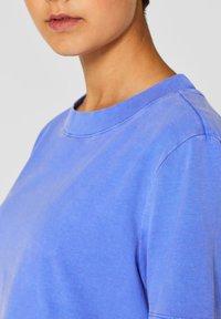 edc by Esprit - T-shirt basique - violet - 4