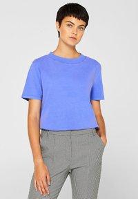 edc by Esprit - T-shirt basique - violet - 0