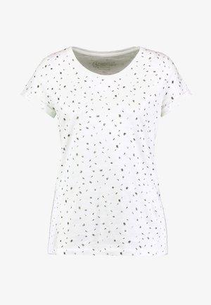 CORE - T-shirt print - off white