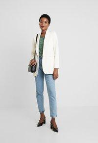 edc by Esprit - CORE - T-shirts med print - khaki green - 1