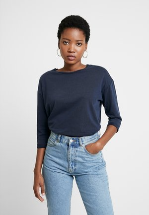 CORE - Topper langermet - navy