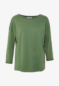 edc by Esprit - CORE - Long sleeved top - khaki green - 4