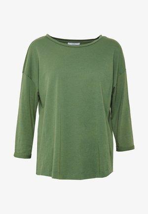 CORE - Camiseta de manga larga - khaki green
