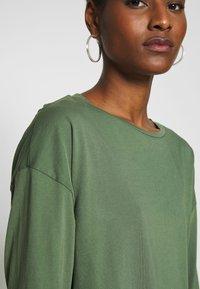 edc by Esprit - CORE - Long sleeved top - khaki green - 5