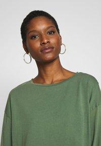 edc by Esprit - CORE - Long sleeved top - khaki green - 3