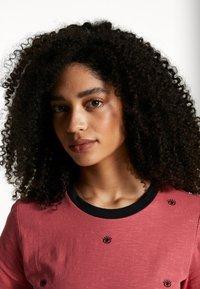 edc by Esprit - CORE SLUB - T-shirts med print - blush - 3