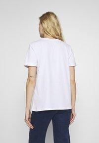 edc by Esprit - CORE - Printtipaita - white - 2