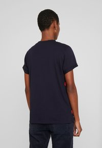 edc by Esprit - CORE - T-shirts med print - navy - 2